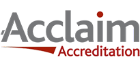 Acclaim Accreditation
